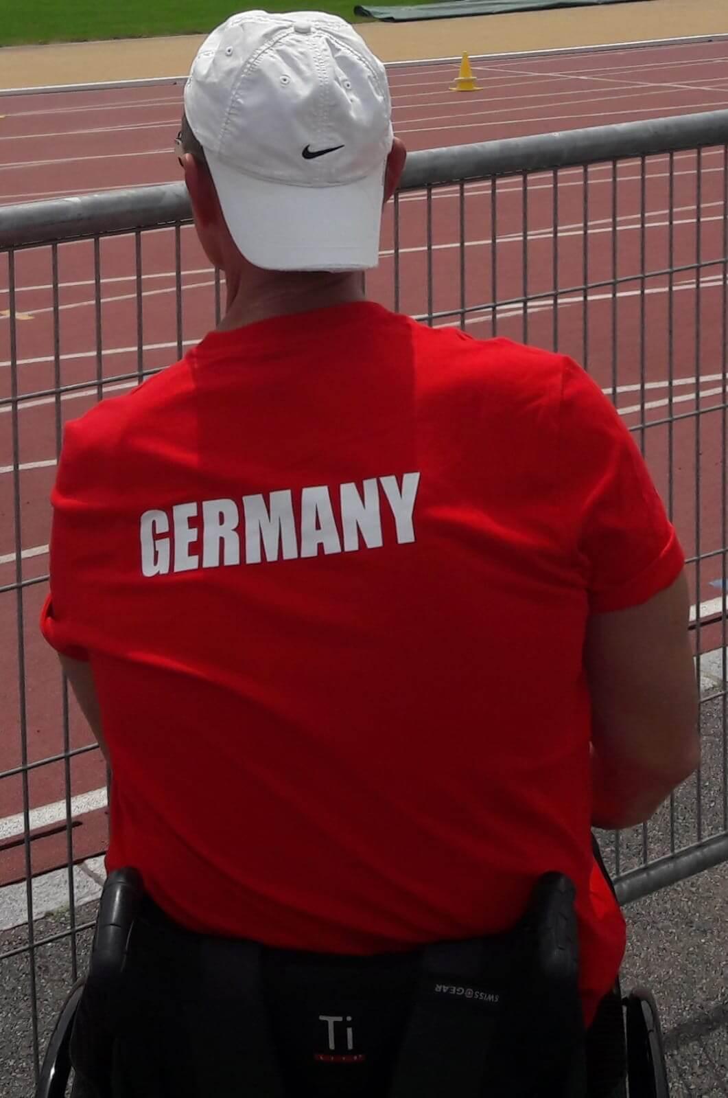 Internationaler Para Grand Prix Nottwil in der Schweiz